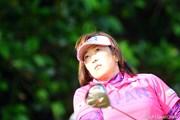 2009年 京楽日韓女子ゴルフ 最終日 福嶋晃子