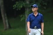 2018年 日本シニアオープンゴルフ選手権競技 最終日 谷口徹
