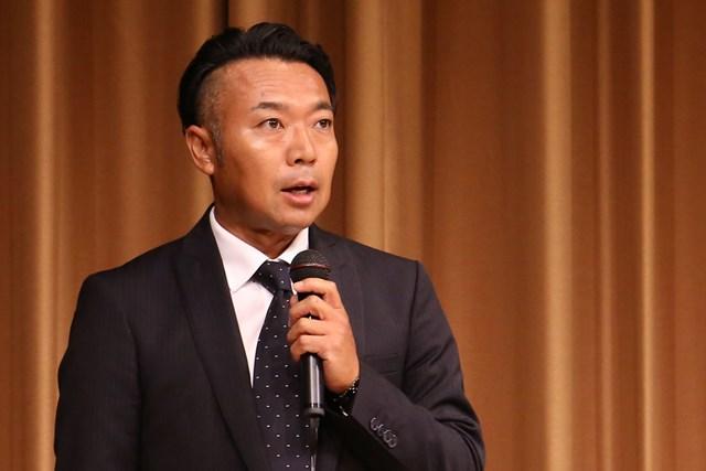 8月末「RIZAP KBCオーガスタ」でのツアー復帰を表明した片山晋呉