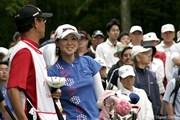 2006年 Meijiチョコレートカップ 最終日 古閑美保