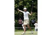 2006年 スタンレーレディスゴルフトーナメント 2日目 古閑美保