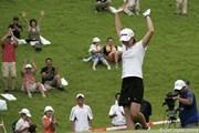 2006年 スタンレーレディスゴルフトーナメント 最終日 古閑美保