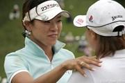 2006年 スタンレーレディスゴルフトーナメント 最終日 大山志保