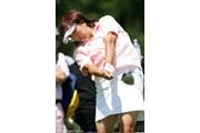 2006年 NEC軽井沢72ゴルフトーナメント 初日 福嶋晃子