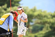 2018年 センチュリー21レディスゴルフトーナメント 初日 木村彩子