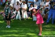 2006年 NEC軽井沢72ゴルフトーナメント 最終日 ポーラ・クリーマー