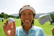 2006年 新キャタピラー三菱レディース 初日 佐藤靖子