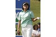 2006年 ヨネックスレディスゴルフトーナメント 最終日 李定垠