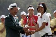 2006年 ヨネックスレディスゴルフトーナメント 最終日 宮里美香
