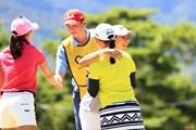 2018年 センチュリー21レディスゴルフトーナメント 最終日 クリスティン・ギルマン 小祝さくら