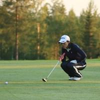 寒い 中山三奈/24時間ゴルフ