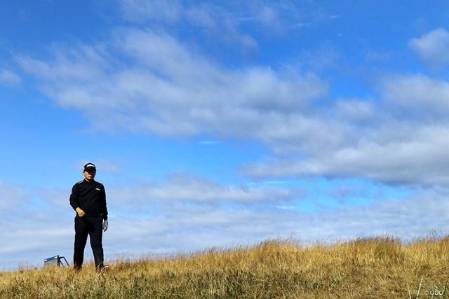 2018年 全英オープン 最終日 川村昌弘 旅人ゴルファーは、また明日から新たな旅が始める