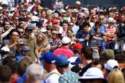 2018年 全英オープン 最終日 ロリー・マキロイ