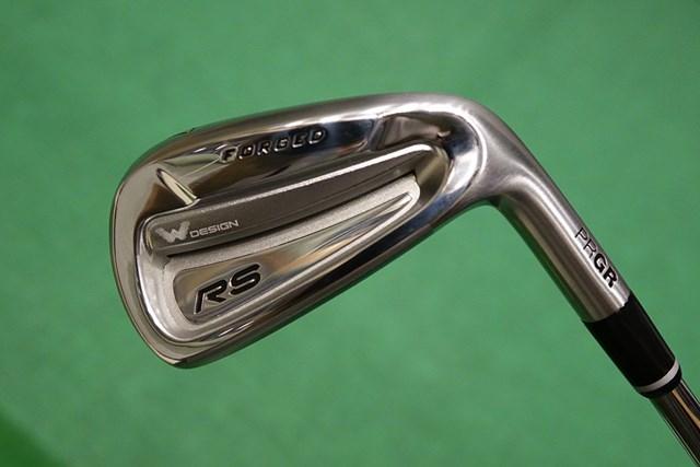 プロギアのアスリート向けブランド「RS」シリーズから登場した「RS フォージド アイアン」
