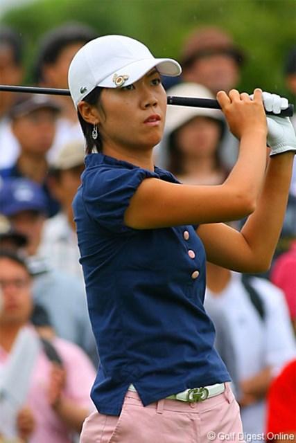 現在賞金ランキング2位の李知姫が5月以来の年間4勝目を狙う