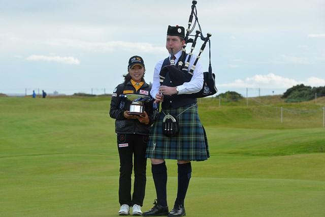 舞台はスコットランド。「全英」前哨戦が間もなく開幕する (Mark Runnacles/Getty Images)