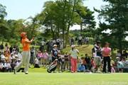 2006年 ミヤギテレビ杯ダンロップ女子オープンゴルフトーナメント 初日 宮里藍 横峯さくら 有村智恵