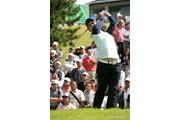 2006年 ミヤギテレビ杯ダンロップ女子オープンゴルフトーナメント 2日目 宮里藍