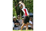 2006年 日本女子オープンゴルフ選手権競技 初日 宮里藍