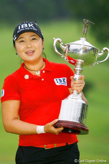 安定感抜群のゴルフでチャン・チョン(韓国)が日本のメジャーを制覇