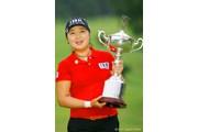 2006年 日本女子オープンゴルフ選手権競技 最終日 チャン・チョン