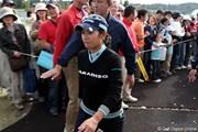 2006年 富士通レディース 2日目 宮里藍