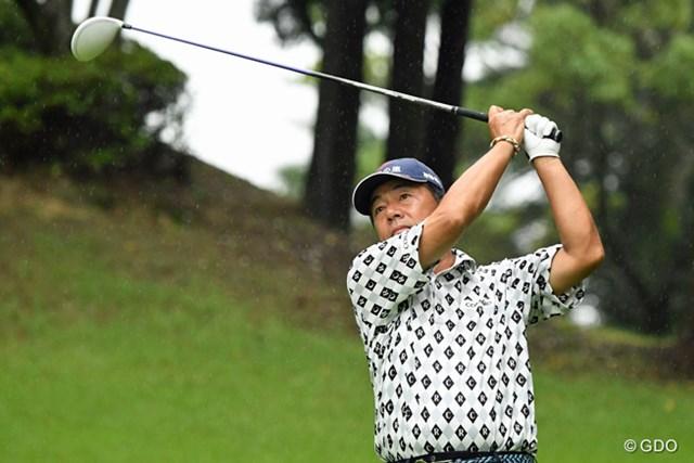 室田淳が今季初優勝を挙げた(※撮影は2016年「トップ杯東海クラシック」)