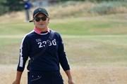 2018年 全英リコー女子オープン 事前 成田美寿々