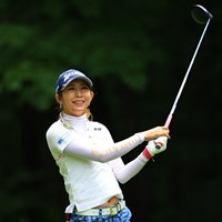 ゴルフ界の工藤静香 2018年 北海道meijiカップ 最終日 金田久美子