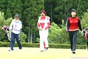 2006年 伊藤園レディスゴルフトーナメント 最終日 大山志保