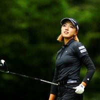 笑顔の行方 2018年 NEC軽井沢72ゴルフトーナメント 初日 宮田成華
