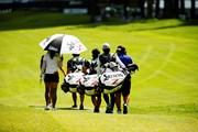 2018年 NEC軽井沢72ゴルフトーナメント 初日 ささきしょうこ 金田久美子 酒井美紀