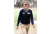 2006年 日韓女子プロゴルフ対抗戦 初日 茂木宏美