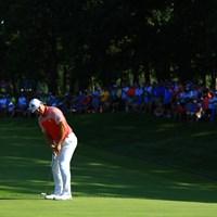 今日は4つ伸ばし10アンダー 2018年 全米プロゴルフ選手権 2日目 ゲーリー・ウッドランド