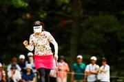 2018年 NEC軽井沢72ゴルフトーナメント 2日目 大山志保