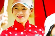 2018年 NEC軽井沢72ゴルフトーナメント 2日目 松田鈴英