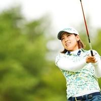 若林舞衣子は通算7アンダー3位で最終日へ 2018年 NEC軽井沢72ゴルフトーナメント 2日目 若林舞衣子