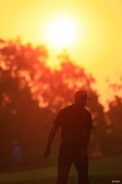 2018年 全米プロゴルフ選手権 3日目 タイガー・ウッズ 嵐の後の朝はなんて素敵なんでしょう