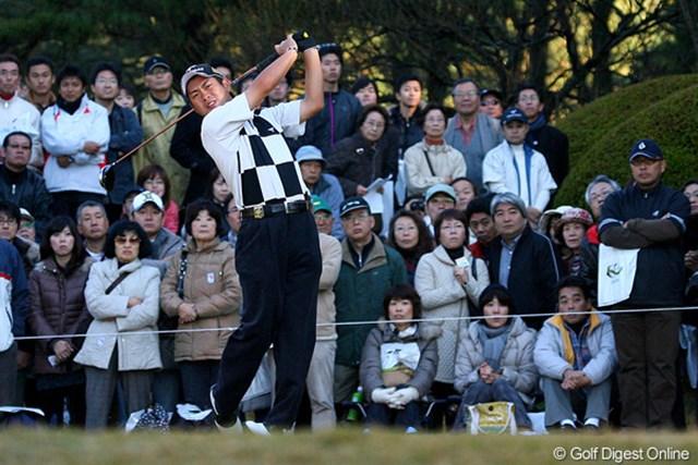 怪我にも負けず、今年のツアーを最後まで盛り上げた池田勇太