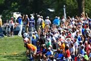 2018年 全米プロゴルフ選手権 3日目 マット・ウォレス