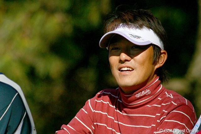 今大会初出場の山下和宏は単独3位と大健闘を見せた