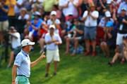 2018年 全米プロゴルフ選手権 最終日 ジャスティン・トーマス
