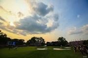 2018年 全米プロゴルフ選手権 最終日 コース