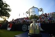 2018年 全米プロゴルフ選手権 最終日 優勝カップ
