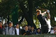 2009年 ゴルフ日本シリーズJTカップ最終日 丸山茂樹