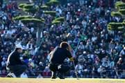 2009年 ゴルフ日本シリーズJTカップ最終日 丸山茂樹&金庚泰