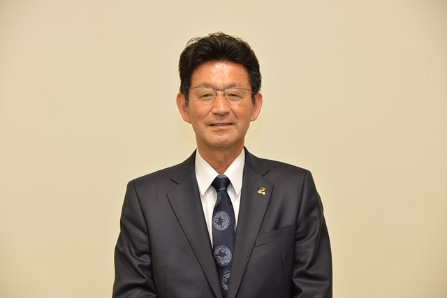 22日に亡くなった新関善美・日本プロゴルフ協会理事(提供:同協会)