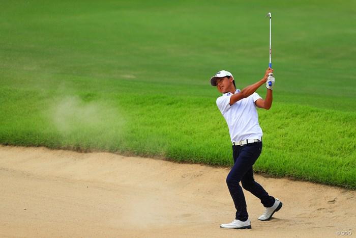 いやこの角度とか本当に似てる 2018年 ニトリレディスゴルフトーナメント 初日 石川航