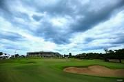 2018年 RIZAP KBCオーガスタゴルフトーナメント 初日 コース