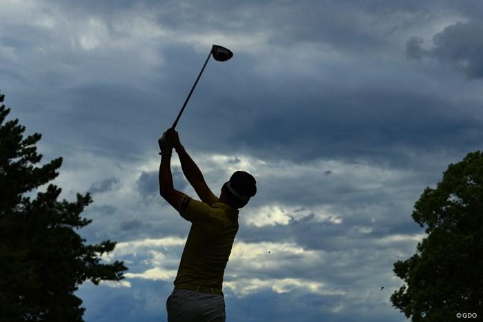 そろそろ優勝かな? 2018年 RIZAP KBCオーガスタゴルフトーナメント 初日 キム・ヒョンソン